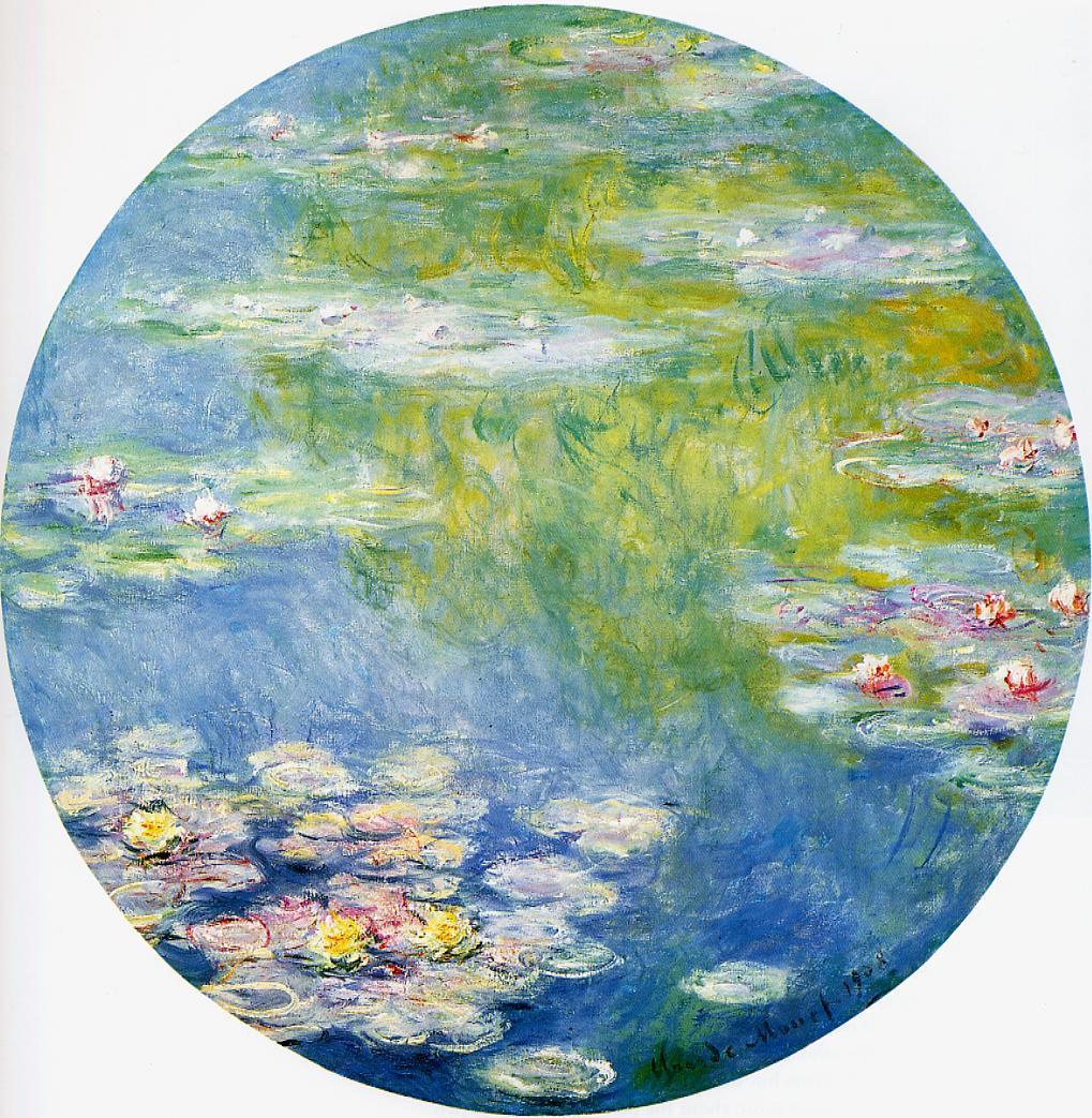 Claude_Monet_Water_Lilies_1908